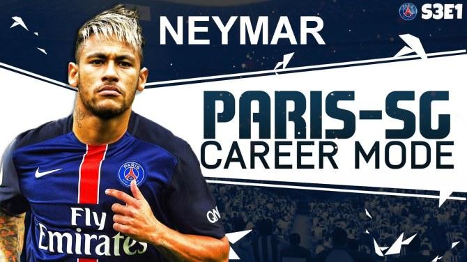 Neymar game at PSG Paris Saint Germain Wallpaper
